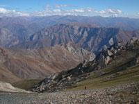 Маршруты на плато Пулатхан